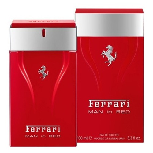 Ferrari Man In Red Masculino Eau de Toilette
