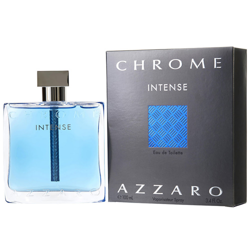 Chrome Intense Masculino Eau de Toilette - Azzaro
