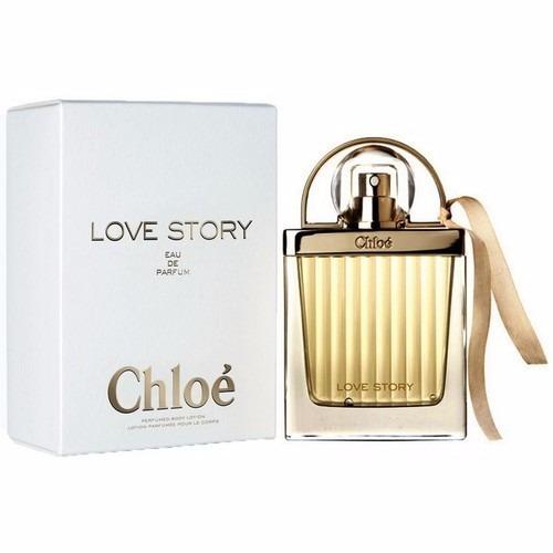 Chloé Love Story Feminino Eau de Parfum