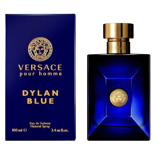 Versace Pour Homme Dylan Blue Masculino Eau de Toilette - Versace