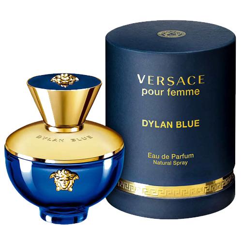 Versace Pour Femme Dylan Blue Feminino Eau de Parfum - Versace