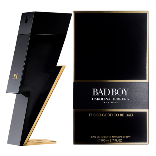 Bad Boy Masculino Eau de Toilette - Carolina Herrera