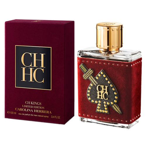CH Kings Masculino Eau de Parfum - Carolina Herrera