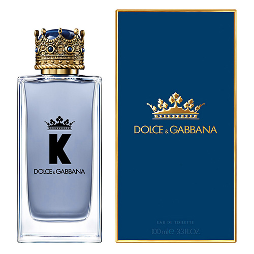Dolce & Gabbana K Masculino Eau de Toilette - Dolce & Gabbana