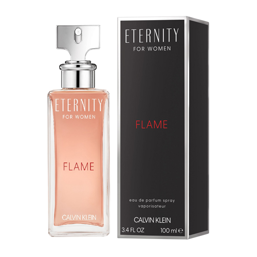 Eternity Flame Feminino Eau de Parfum - Calvin Klein
