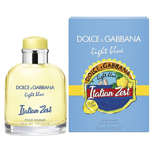 Light Blue Italian Zest Masculino Eau de Toilette - Dolce & Gabbana
