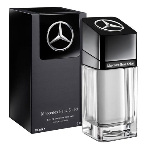 Mercedes Benz Select Masculino Eau de Toilette