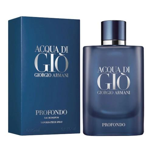 Acqua Di Gio Profondo Masculino Eau de Parfum - Giorgio Armani