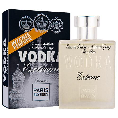 Vodka Extreme Masculino Eau De Toilette 100ml - Paris Elysees