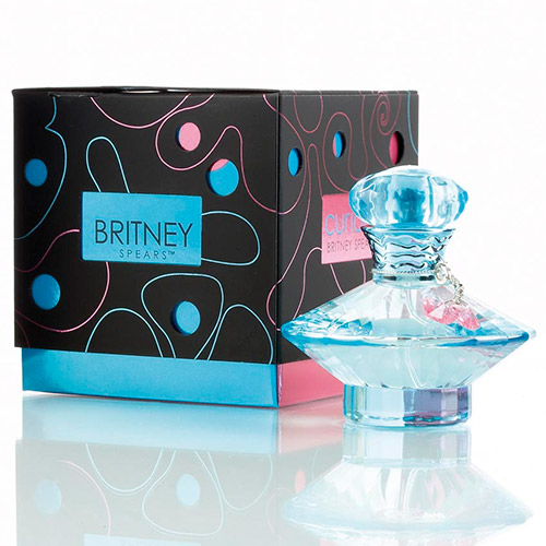 Curious Feminino Eau de Parfum - Britney Spears