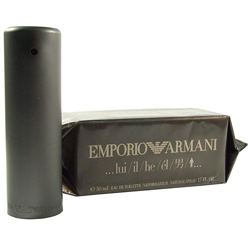 Emporio Armani Masculino Eau de Toilette - Giorgio Armani