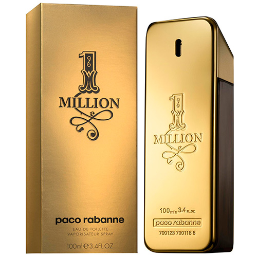 1 Million Masculino Eau de Toilette - Paco Rabanne