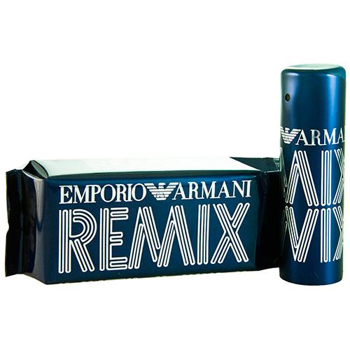 Emporio Armani Remix Masculino Eau de Toilette - Giorgio Armani
