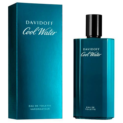 Cool Water Masculino Eau de Toilette - Davidoff