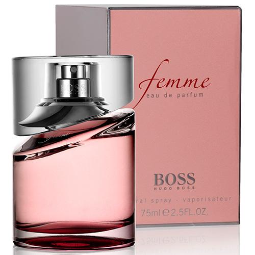 Boss Femme Feminino Eau de Parfum - Hugo Boss