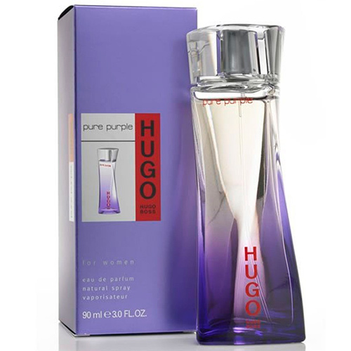 Pure Purple Feminino Eau de Parfum - Hugo Boss
