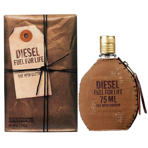 Fuel for Life Masculino Eau de Toilette - Diesel