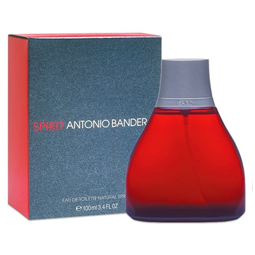 Spirit Masculino Eau de Toilette - Antonio Banderas