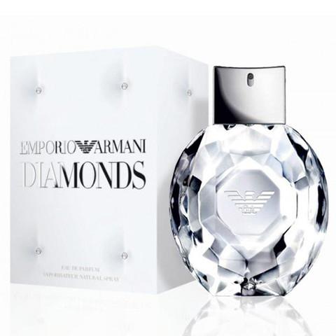 Emporio Armani Diamonds Feminino Eau de Parfum - Giorgio Armani