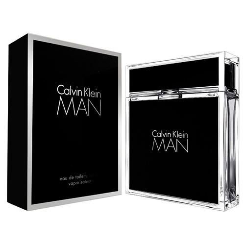 CK Man Masculino Eau de Toilette - Calvin Klein