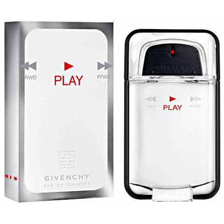 Play Masculino Eau de Toilette - Givenchy