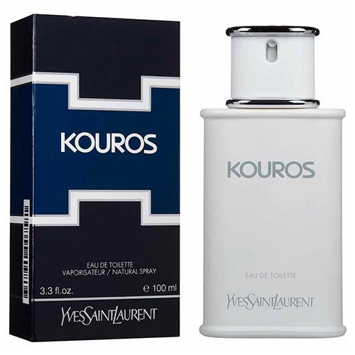 Kouros Masculino Eau de Toilette - Yves Saint Laurent