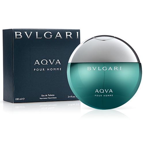 Aqva Pour Homme Eau de Toilette Masculino - Bvlgari