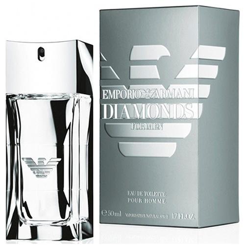 Emporio Armani Diamonds Masculino Eau de Toilette - Giorgio Armani