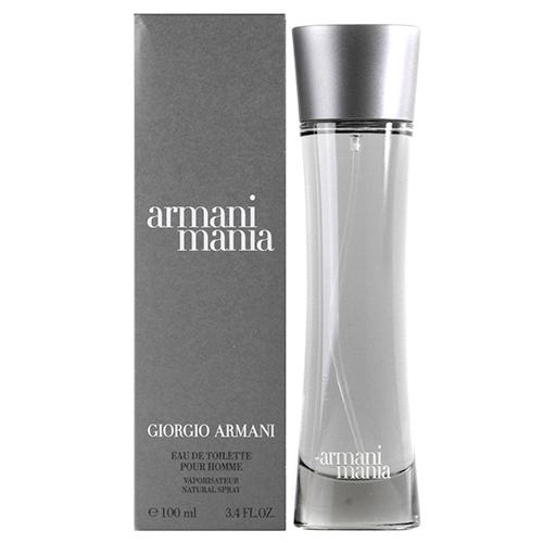 Armani Mania Masculino Eau de Toilette - Giorgio Armani