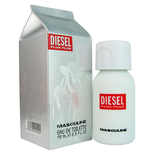 Plus Plus Masculino Eau de Toilette - Diesel