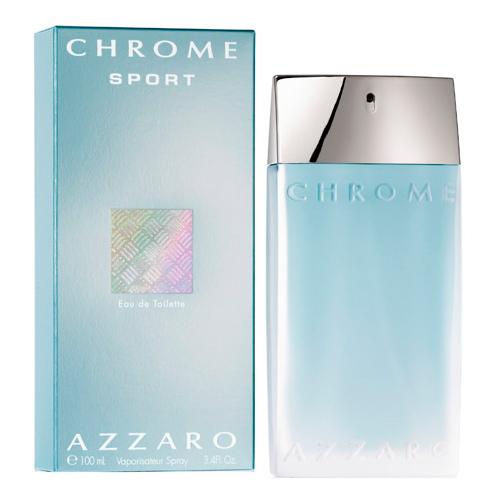 Chrome Sport Masculino Eau de Toilette - Azzaro
