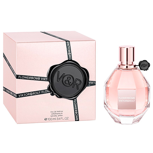 Flowerbomb Feminino Eau de Parfum - Viktor & Rolf
