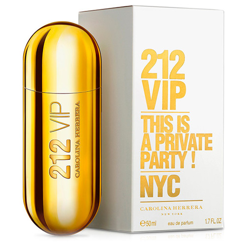 212 Vip Feminino Eau de Parfum - Carolina Herrera