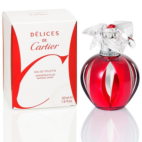 Délices Feminino Eau de Toilette - Cartier