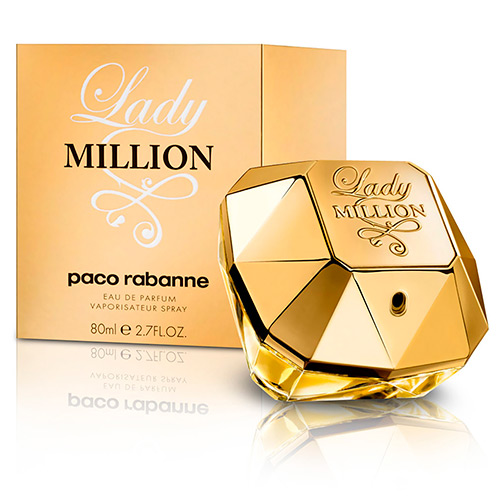 Lady Million Feminino Eau de Parfum - Paco Rabanne