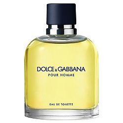 Dolce & Gabbana Pour Homme Eau de Toilette Masculino