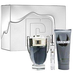 Kit Perfume Invictus 100ml + Shower Gel + Travel Size - Paco Rabanne