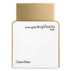 Euphoria Pure Gold Masculino Eau de Toilette - Calvin Klein