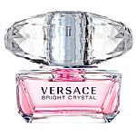 Bright Crystal Feminino Eau de Toilette - Versace