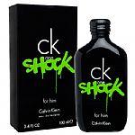 CK One Shock Masculino Eau de Toilette - Calvin Klein