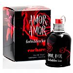Amor Amor Forbidden Kiss Feminino Eau de Toilette - Cacharel