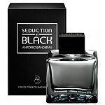 Seduction in Black Masculino Eau de Toilette - Antonio Banderas
